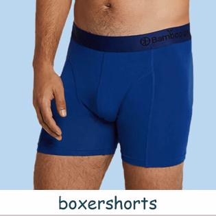 boxershort bamboe ondergoed
