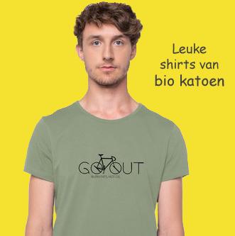 duurzame heren t-shirts biologisch katoen