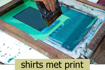 shirts met print fairtrade bio katoen