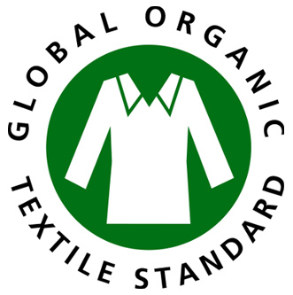 GOTS label global organic textile standard