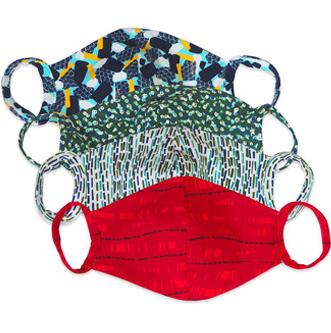 mondmasker biologisch katoen mondkapje