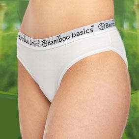 bamboe ondergoed dames