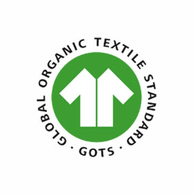 gots global organic textile standard logo