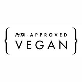 PETA-Approved Vegan herkenbaar