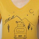 t shirt Fajola Sunset_