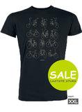 retro bike fiets print