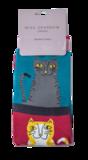 sokken met katten