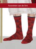 Bamboe sokken Sinterklaas tip