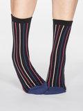 dames sokken strepen