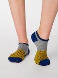 bamboe dames trainer sokken Esther citron_