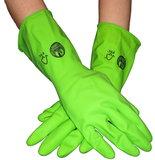 Sale Huishoudhandschoenen maat L 1 paar + 1 paar gratis_