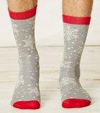 bamboe kerst sokken