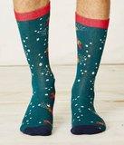 Bamboe witer sokken
