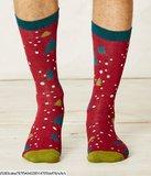 bamboe kerstboom sokken