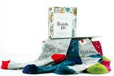 Bamboe sokken cadeaudoos