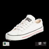 ETHLETIC sneaker wit laag model