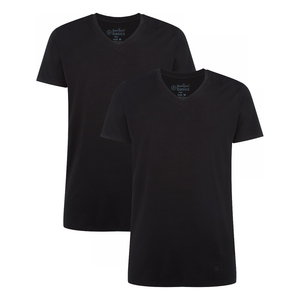 bamboe t shirt bamboe zwart