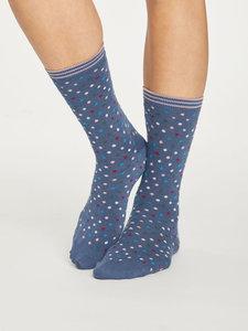 dotty bamboe sokken