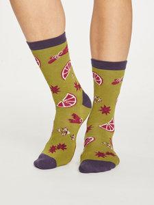 winter spices bamboe sokken