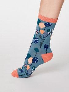 Thought bamboe dames sokken