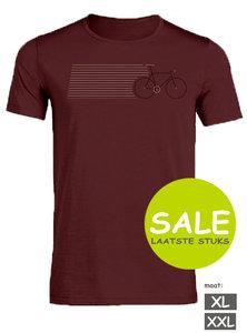 bike stripes t-shirt boi katoen