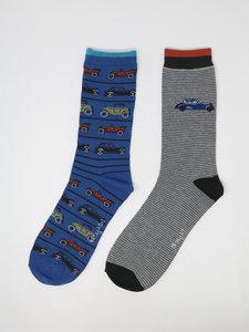 Oldtimers klassieke auto sokken