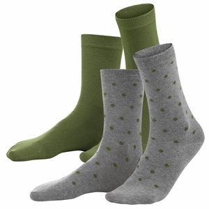 bio katoenen sokken cypress
