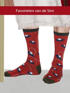 Sint op sokken