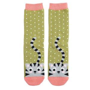 kitty bamboe sokken