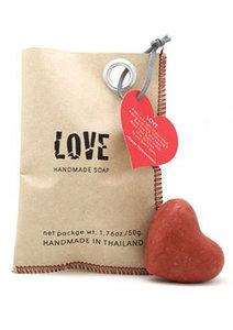 zeep love hart vorm