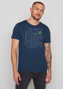 Greenbomb bike shirt