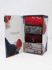 sokken cadeaudoos