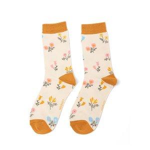 bloemetjes sokken