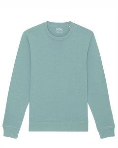 sweater trui teal monstera