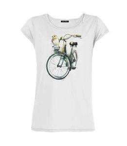 birdie bike shirt GreenBomb