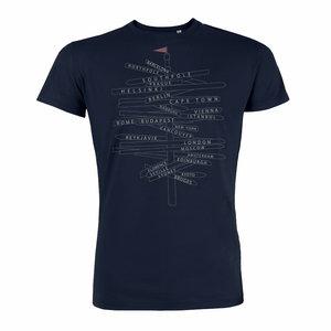 Lotika duurzame t shirt