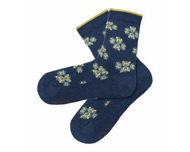 sale Bio katoenen sokken Lotus stormy
