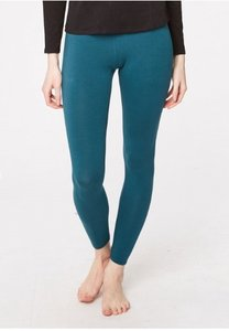 bamboe legging emerald
