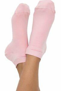 roze sneaker sokken