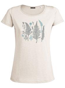 shirt dames origami plantjes
