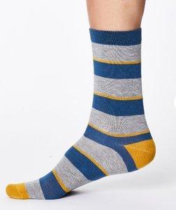 Bamboe Elfield sokken grijs