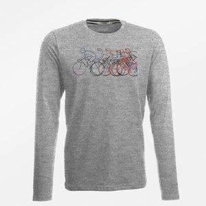 Duurzaam shirt Bike group