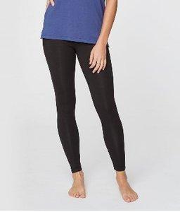 Bamboe legging zwart