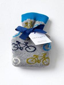 bamboe fietssokken in cadeauzakje