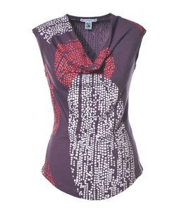 Anukoo fairtrade shirt paars