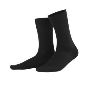 wollen zwarte sokken