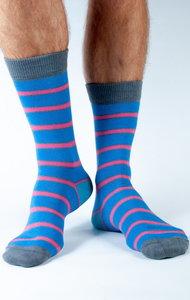streepjes sokken