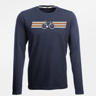 Duurzaam-longsleeves-shirt-Bike-Wings-navy