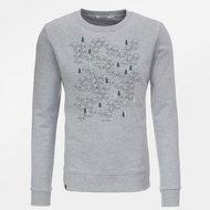 T-shirt-nature-Bear--walk-longsleves
