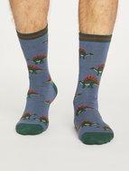 Thought dino bamboe sokken